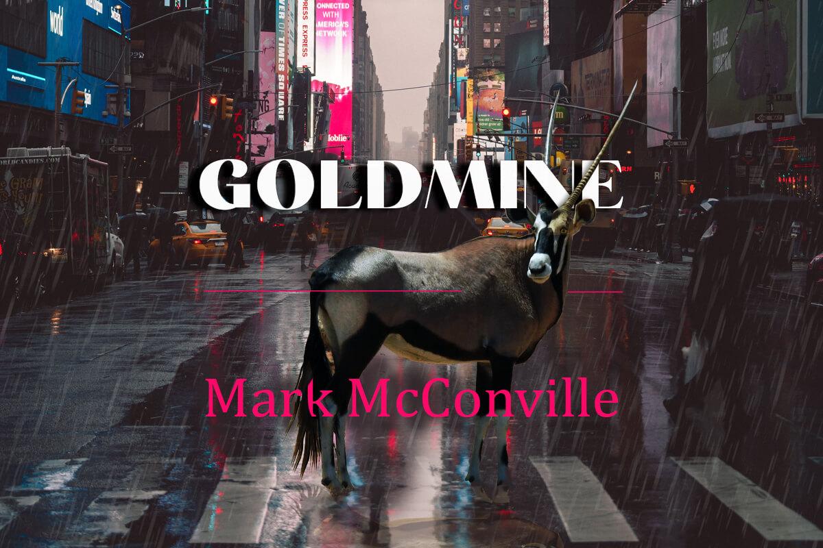 - Short Story - Mark McConville - Goldmine