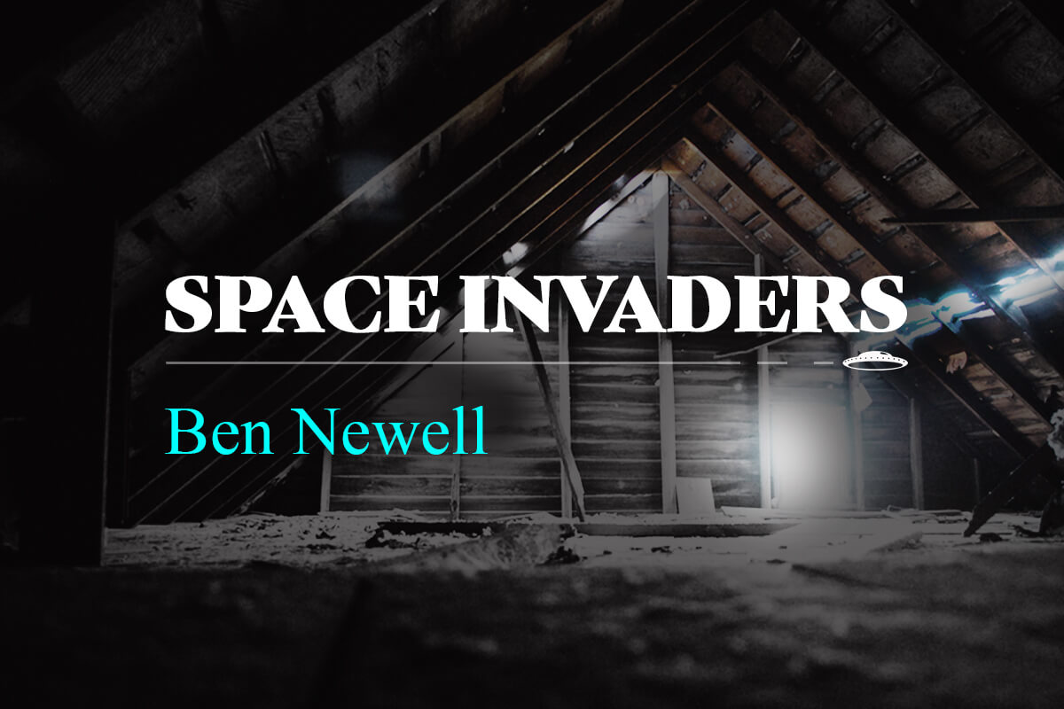 Ben Newell - SPACE INVADERS Short Story