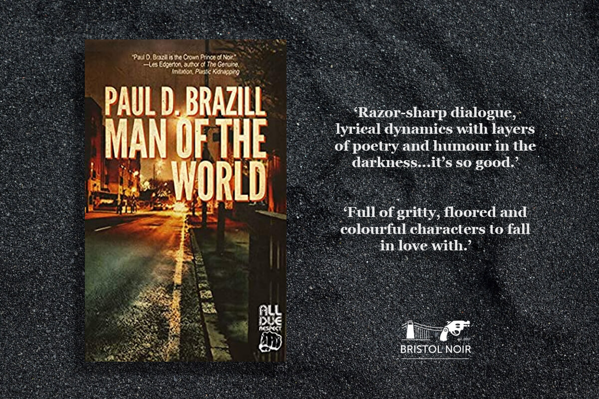 Review of Man of the World by Paul D Brazill
