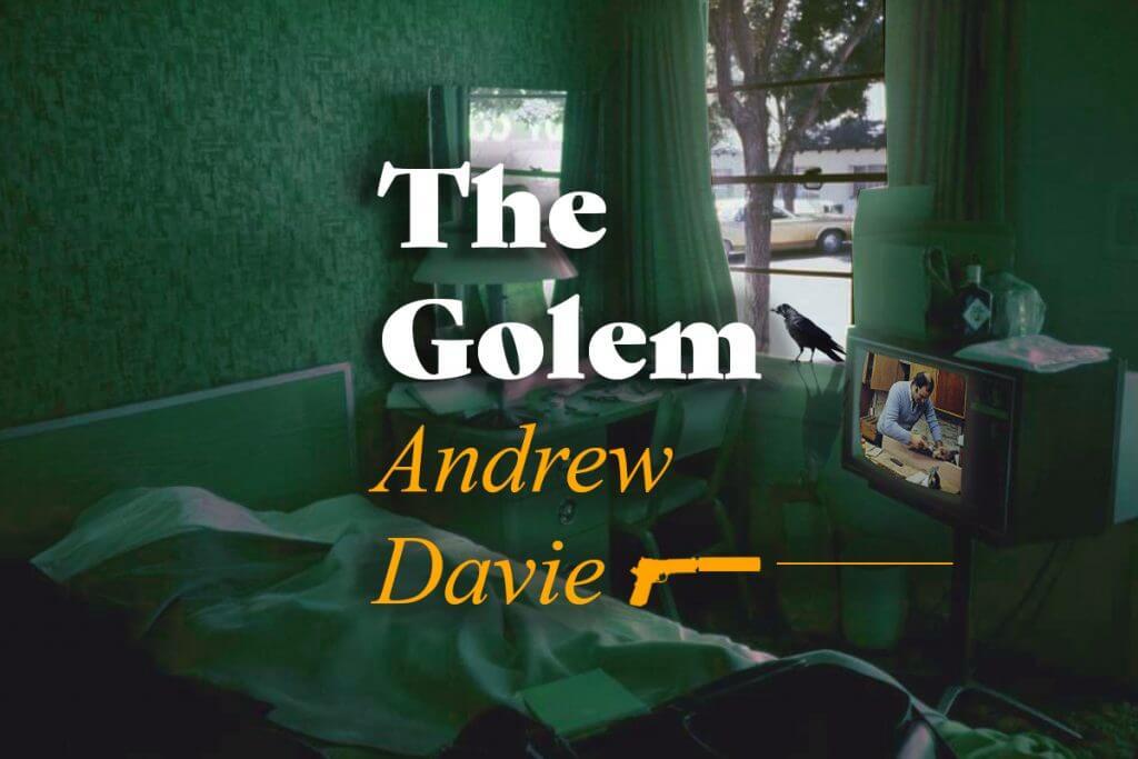 Short Story - The Golem by Andrew Davie
