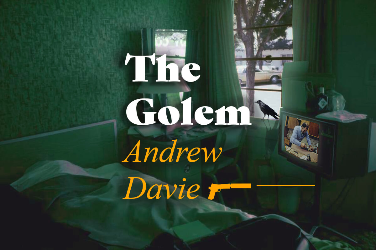 Short Story - The Golem by Andrew Davie