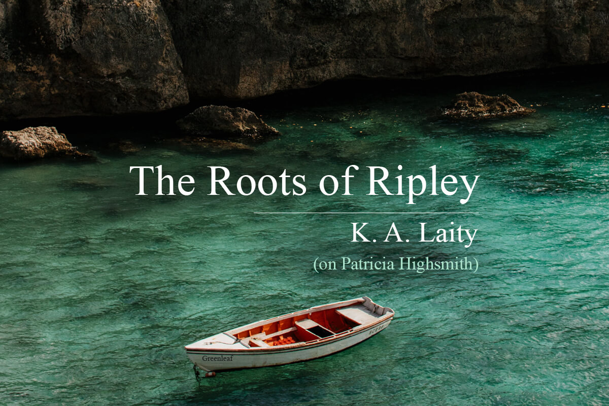 The Roots of Ripley K A LAITY feature image