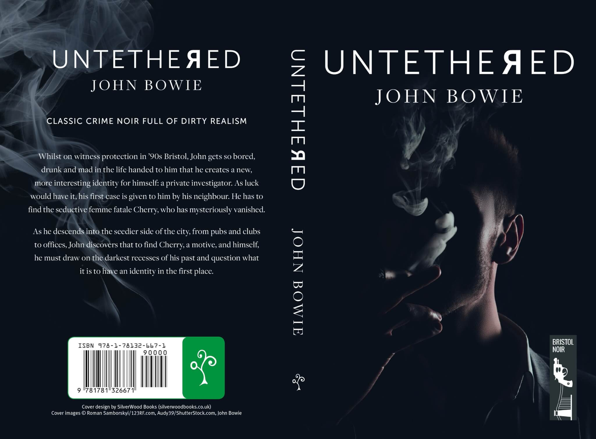 Untethered by John Bowie