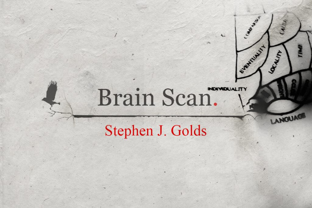 Short Story BRAIN SCAN by Stephen J Golds